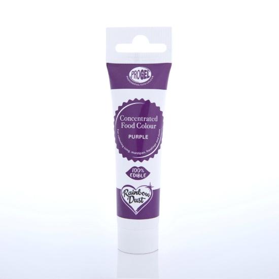 Colorant ProGel concentré 25g - Violet - Halal/Casher
