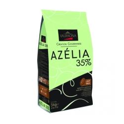 CHOCOLAT AZELIA 35 % - VALRHONA - 250 GRAMMES